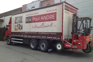 Centre du Bois Paul André - Service de livraison
