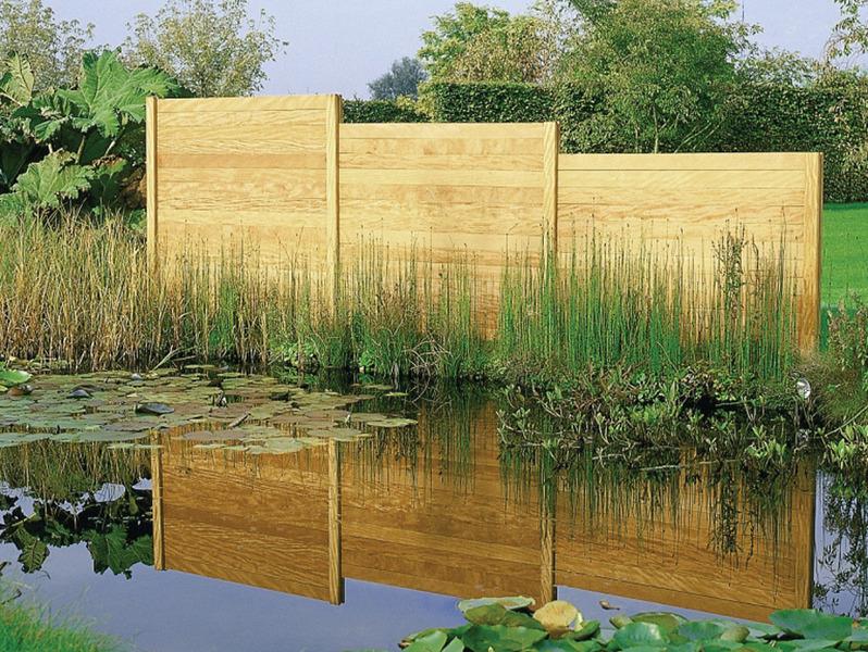 palissade de jardin perfect bambou en bacs terrasse daccoration jardin palissade en bambou. Black Bedroom Furniture Sets. Home Design Ideas
