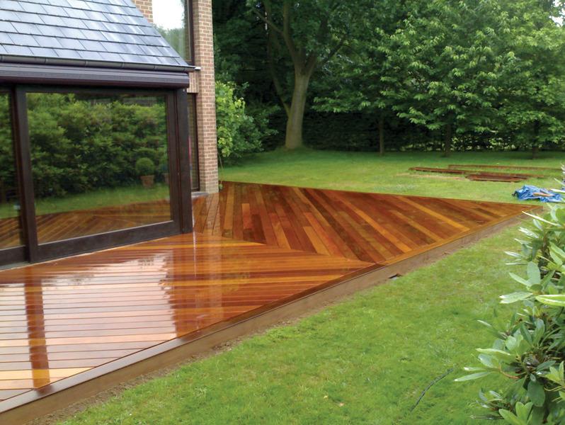 terrasse bois exotique belgique diverses id es de conception de patio en bois. Black Bedroom Furniture Sets. Home Design Ideas