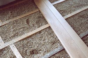 Centre du Bois Paul André - Isolation vermiculite
